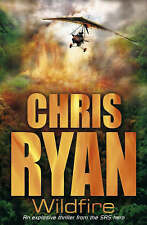 Wildfire: Code Red, Ryan, Chris, New Book