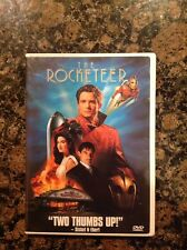 The Rocketeer (DVD, 1999) Authentic US Release Scratch Free