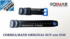 VINTAGE CASIO ORIGINAL STRAP/BAND/CORREA -SUF-100- NOS