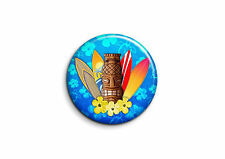 Surf - Hawai 1 - Badge 25mm Button Pin