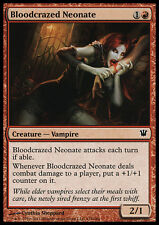 4x Neonata Smaniosa di Sangue - Bloodcrazed Neonate MTG MAGIC Innistrad Ita