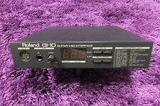 Boss Roland GI-10 Gutiar Synthesizer Guitar MIDI interface 160727