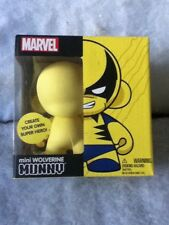 Marvel Create Your Own Superhero Kidrobot Munnyworld Mini Wolverine