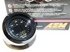 AEM Digital Wideband Air Fuel Ratio UEGO O2 Controller Gauge Kit (Bosch 4.9 LSU)