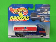 1998 Mattel Hot Wheels Haulers Tanker Truck Ocean Spray Cranberry Juice Cocktail