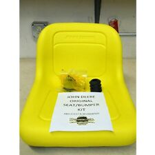 John deere Seat kit and bumpers AM131157 M146683 model listed in description