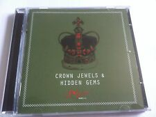 Rare BBC Worldwide (Demon Music) PROMO CD - CROWN JEWELS & HIDDEN GEMS 47 tracks