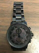 Citizen Eco-Drive NightHawk Chronograph Men's Watch (CA0295-58E)