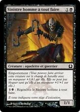 MTG Magic RTR - (x4) Grim Roustabout/Sinistre homme à tout faire, French/VF