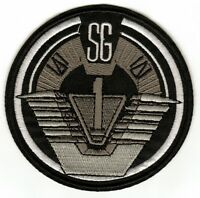 Stargate SG-1 Embroided Cloth Patch [ Large ] - Sew-on / Iron-on Patch