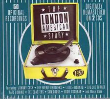THE LONDON AMERICAN STORY 1957 - 50 ORIGINALS  (NEW SEALED 2CD)