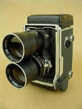 Mamiya C220 Professional TLR Camera w/ 180mm Sekor Lens - Great User !