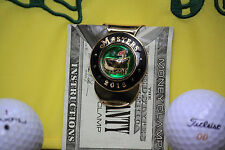 The Masters Championship Money Clip-2015 -Green Stone -Beautiful Clip