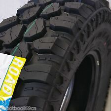 (4-Tires) LT245/75R16 E/10 120/116N - New ROAD WARRIOR MT200 Tires 2457516