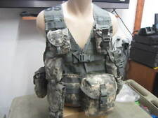 Military ACU Fighting Load Carrier FLC Vest MOLLE II NEW LOADED UP!!
