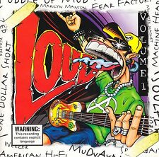 compilation, LOUD Volume 1, Various Artists 2CD ft. Incubus, Weezer, Blink 182