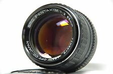 SMC Pentax-M 85mm F/2 f2.0 MF Prime Lens SN7706872 from Japan