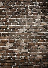 # 8 SHEETS EMBOSSED BUMPY BRICK stone wall 21x29cm SCALE  1/12 CODE Gfh33