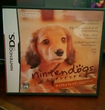 Nintendogs Dachshund and Friends (JAP VERSION PLAYS ON OZ DS) NDS �� FREE POST