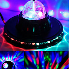Disco DJ Lichteffekt Discokugel 48 LED Licht RGB Magisch Party Farbwechsler Club