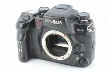 Excellent MINOLTA α-9 a-9 Alpha 9 Maxxum 9 Dynax 9 Film Camera From Japan 62448