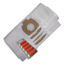 4 Filtri Sacchetti Deodoranti Per Nilfisk Alto Aero per aspirapolvere Hoover
