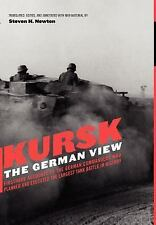 Kursk : The German View by Steven H. Newton (2003, Hardcover)