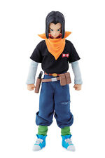 DRAGON BALL Z DOD ANDROID 17 MEGAHOUSE FIGURA FIGURE NEW DIMENSION PRE-ORDER