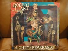 ROBERT PLANT - MIGHTY REARRANGER - EU - 1st  PRESS