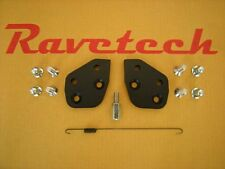 Ravetech Suzuki DL650 & DL1000 V Strom Foot Peg Lowering Kits