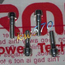 Formula - 4 viti ARGENTO/SILVER orig, collarino/clamp TheOne/R1/T1/RO FD-V159-10