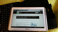 Samsung Galaxy Note 10.1 GT-N8010 16GB, Wi-Fi, 10.1in - White Tablet