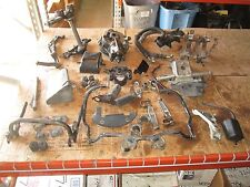 1981 Honda CB900 Final Rear Drive Unit Rear Subframe Battery Box Etc Parts Lot