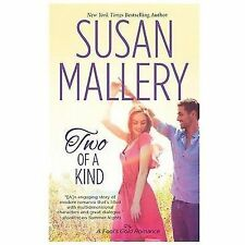Two Of a Kind-Susan Mallery-2013 Fool's Gold Novel-Combined shipping