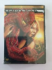 New!  Spider-Man 2 (DVD, 2004, 2-Disc Set, Special Edition; WS) - Tear In Wrap