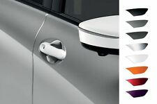 Nissan Micra 08/13  Front Door Handle Covers White -  Without IK KE6051K051WH