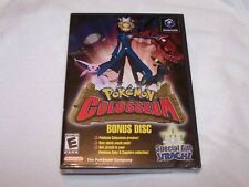 POKEMON COLOSSEUM BONUS DISC Gamecube *BRAND NEW/FACTORY SEALED!* jirachi