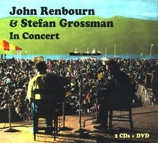 In Concert - Steve/John Renbourn Grossman (2010, CD NEU)2 DISC SET