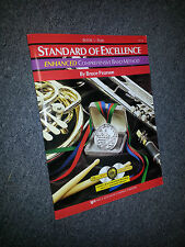 STANDARD OF EXCELLENCE ENHANCED FLUTE BOOK 1