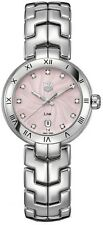 MODEL: WAT1415.BA0954 | GIFT FOR HER TAG HEUER LINK WOMENS QUARTZ PEARL WATCH