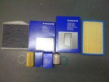 Genuine Volvo D5 Service Kit With Pollen Filter S60/V70/XC70/XC90/S80