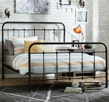 Bed Frame for Queen Size Beds Iron Bed Frames Metal Headboards and Footboards