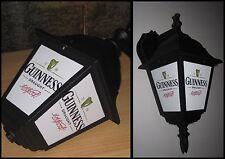 SCONTO A RICHIESTA! Lanterna GUINNESS Birra Lampada Insegna luminosa Beer Lamp