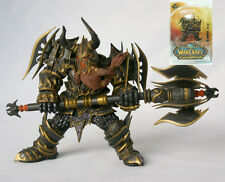 "WOW WORLD OF WARCRAFT-  FIGURA THARGAS ANVILMAR 14 CM/ ACTION FIGURE 5"" IN BOX"