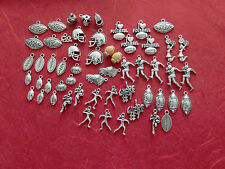 free ship:55charms:I Love Football Helmets Players We're #1 Shoes,Cleated +more