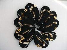 10 x New TaylorMade Iron Head Covers -  exclusive design