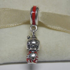 New Authentic Pandora 791368EN09 Sterling Silver Japanese Doll Box Included