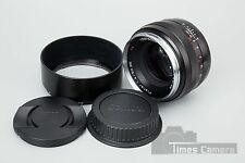 *Mint* Carl Zeiss Planar T* 50mm F/1.4 1.4 for Canon EF Mount 7D  6D 5D MKIII