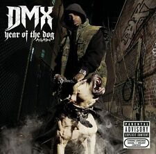 DMX : YEAR OF THE DOG AGAIN (CD) sealed