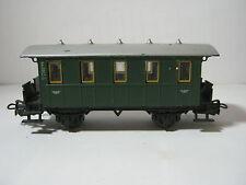 Märklin HO Personenwagen - Kl BtrNr 32 Länderbahn (RG/AX/5R2F1)-4